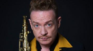 Dani Nel·lo 'Los Saxofonistas Salvajes'